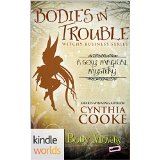 BODIES IN TROUBLE by C Cooke cover