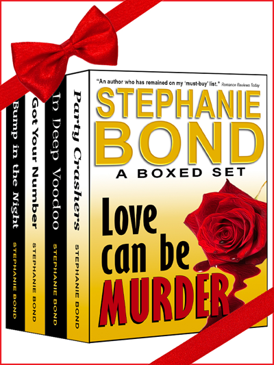 11 Love Can Be Murder boxed set with bow 768x1024