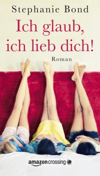 I Think I Love You German cover