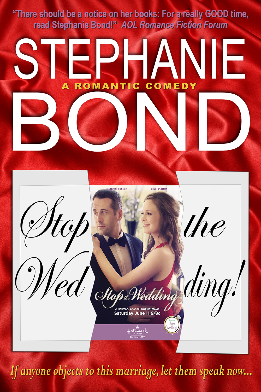 SAVE THE DATE! The Hallmark Channel movie of STOP THE