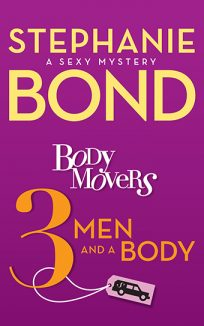 ebook cover 3 men and a body
