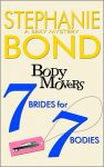 ebook cover 7 brides for 7 bodies