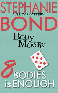 ebook cover 8 bodies is enough