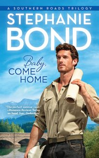 ebook cover baby come home