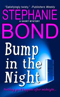 ebook cover bump in the night