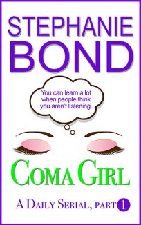 ebook cover coma girl part 1