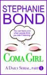 ebook cover coma girl part 1