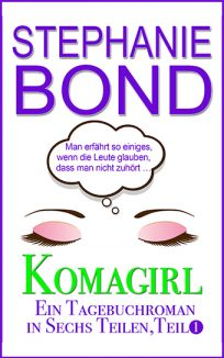 ebook cover coma girl part 1 german edition