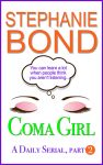 ebook cover coma girl part 2