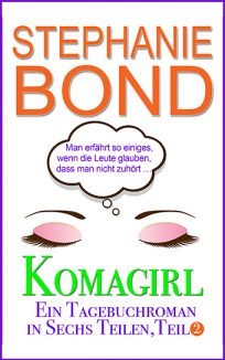 ebook cover coma girl part 2 german edition