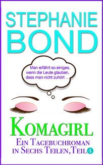 ebook cover coma girl part 4 german edition