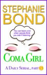 ebook cover coma girl part 5