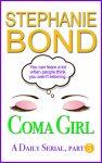 ebook cover coma girl part 5