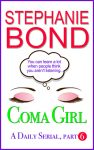 ebook cover coma girl part 6
