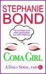 ebook cover coma girl part 6