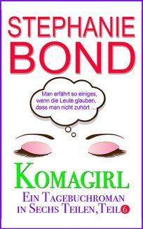 ebook cover coma girl part 6 german edition