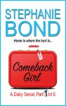 ebook cover comeback girl part 1