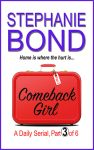 ebook cover comeback girl part 3