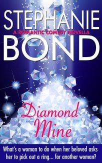 ebook cover diamond mine