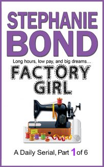 ebook cover factory girl part 1
