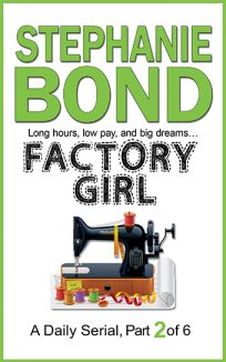 ebook cover factory girl part 2