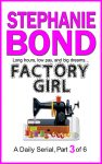 ebook cover factory girl part 3