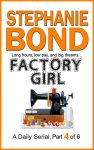 ebook cover factory girl part 4