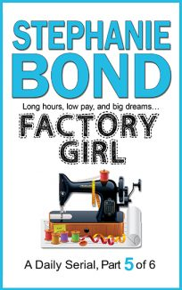 ebook cover factory girl part 5