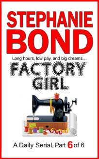 ebook cover factory girl part 6