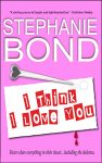 ebook cover i think i love you