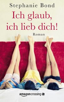 ebook cover i think i love you german edition