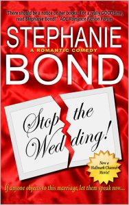 ebook cover stop the wedding
