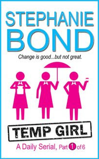 ebook cover temp girl part 1