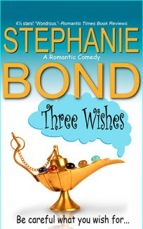 ebook cover three wishes