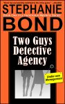 ebook cover two guys detective agency
