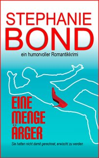 ebook cover whole lotta trouble german edition