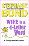 ebook cover wife is a 4 letter word