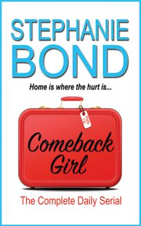print cover comeback girl the complete daily serial