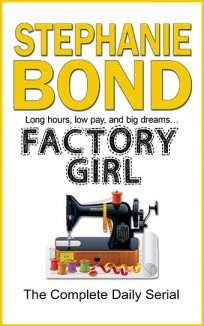 print cover factory girl the complete daily serial